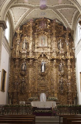 Templo de Las Rosas