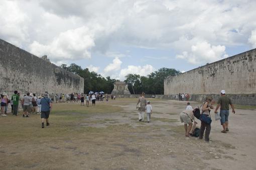 Chichen Itza zona arqueologica