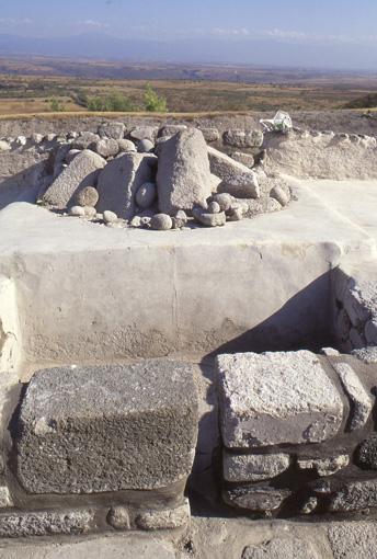 Temazcal prehispanico
